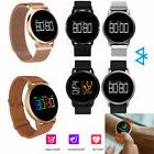 men women bluetooth smart watch business watch