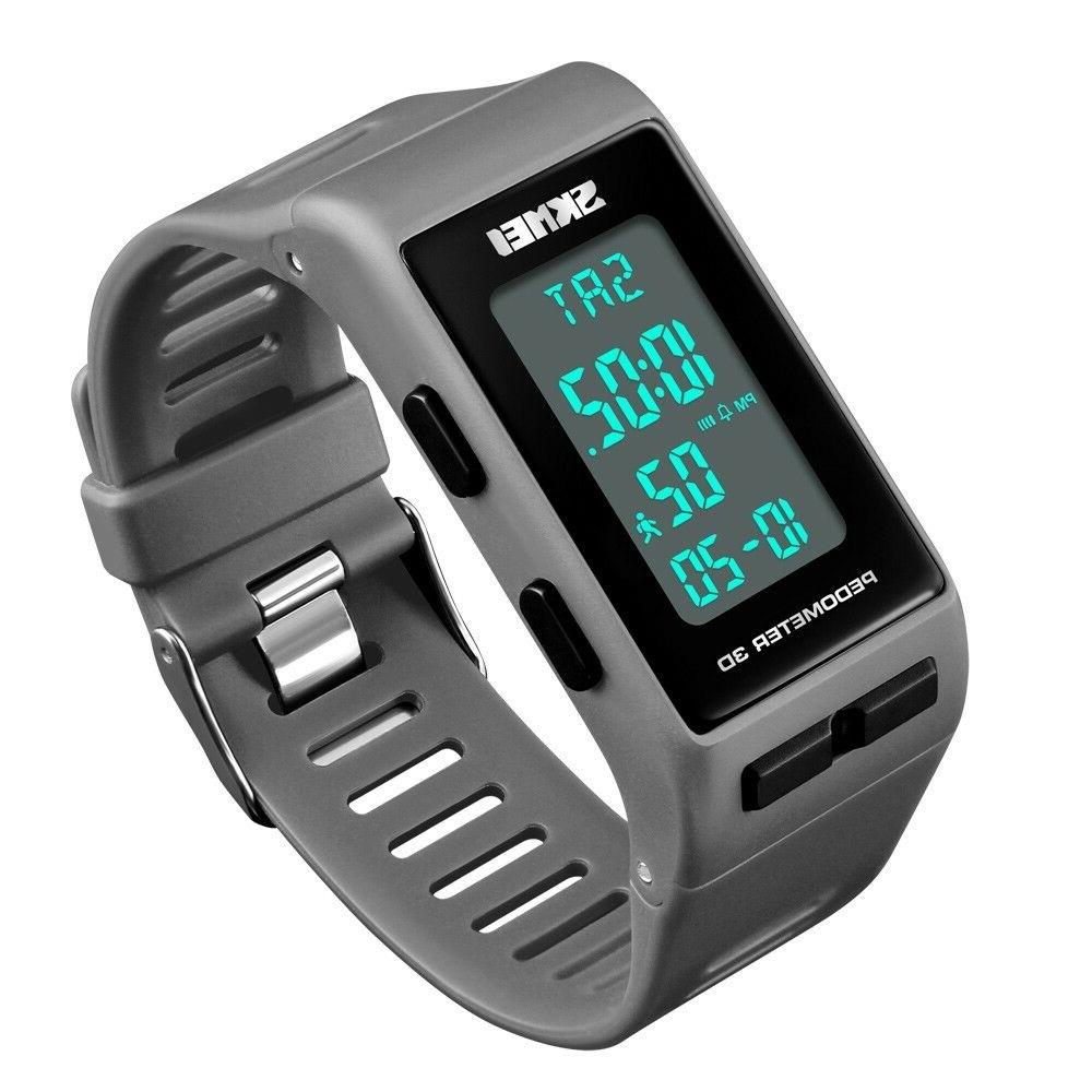 Men Sports Digital Waterproof