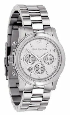 Michael Kors MK5076 37mm Steel Bracelet & Case Mineral Women