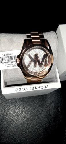 new authentic bradshaw crystals rose gold women