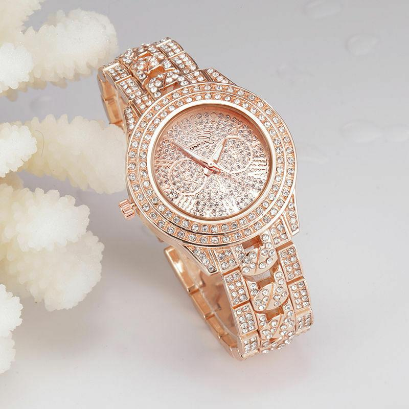 New Crystal Band Watch