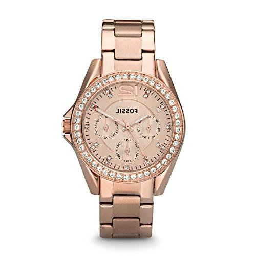 Fossil Quartz Dial Band Women's Watch