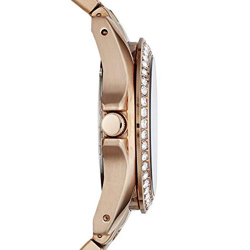 Fossil Dial Rosegold Women's