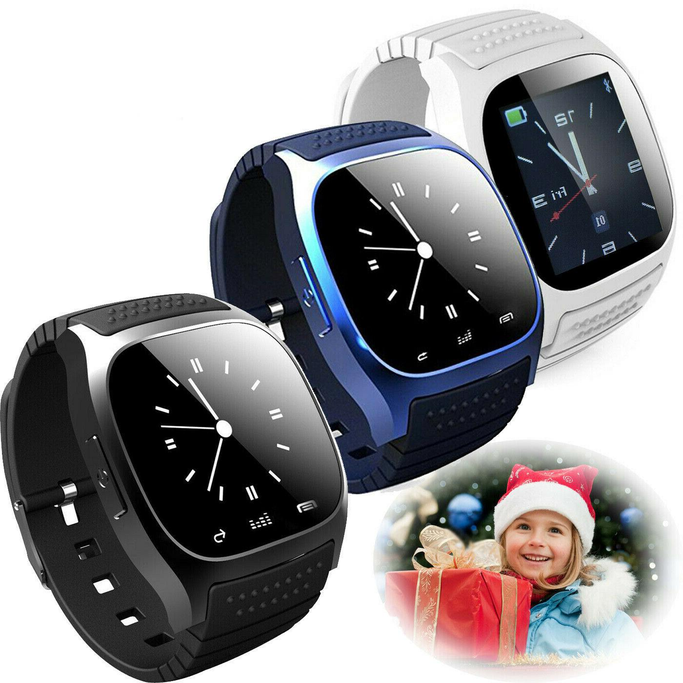 smart watch bluetooth wristwatch for mother father