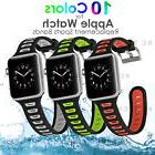 Sports Band Silicone Bracelet Strap Replacement for Apple Wa
