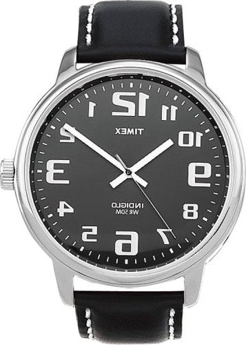 Timex Men's Easy Large Dial