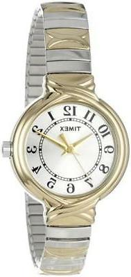 "Timex Women's T2N9799J ""Elevated Classics"" Watch With Two-To"