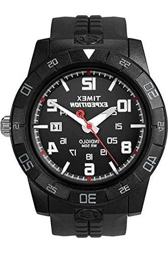 t49831 expedition rugged analog black