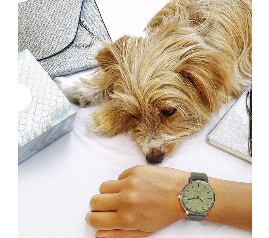 Unisex Watches Leather Quartz Wrist