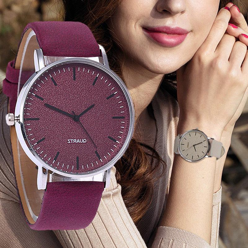 unisex fashion casual women s watches men