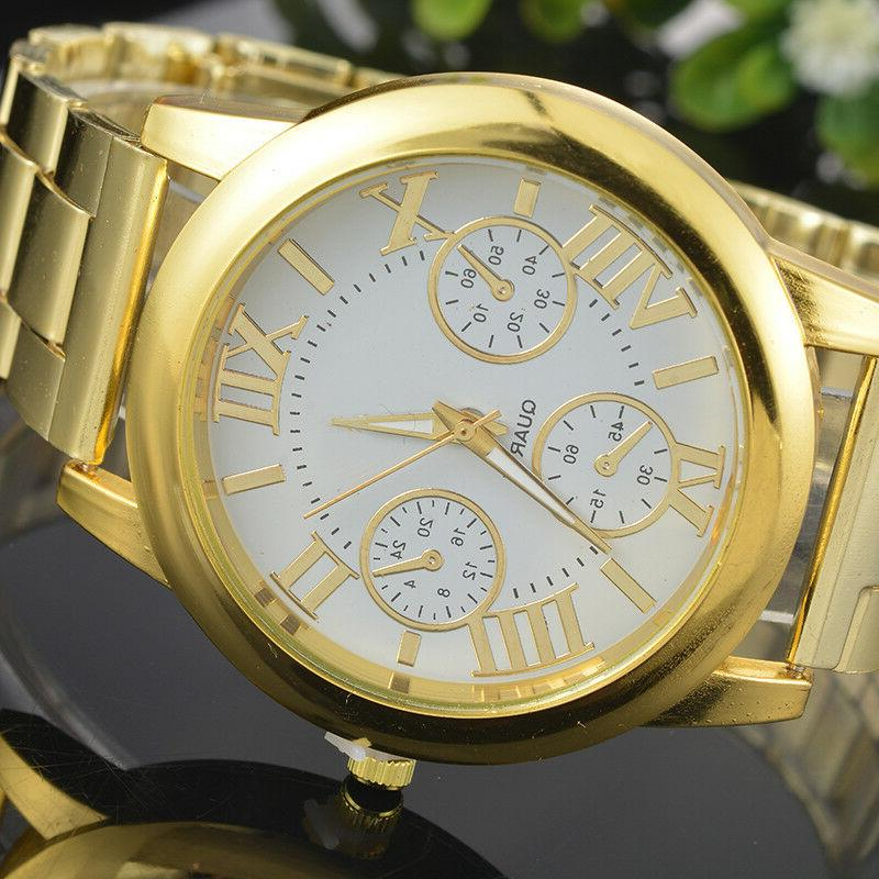 US Gold Watch