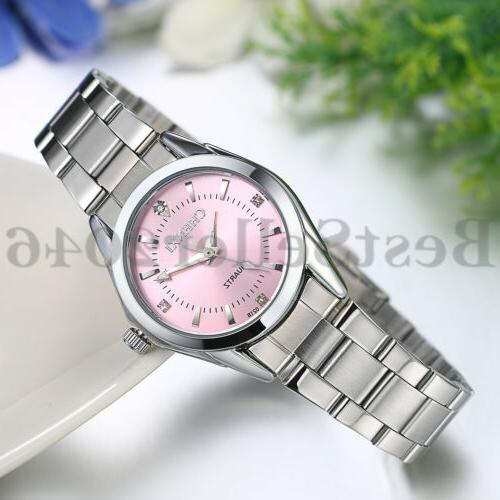 Women Ladies Pink Dress Band