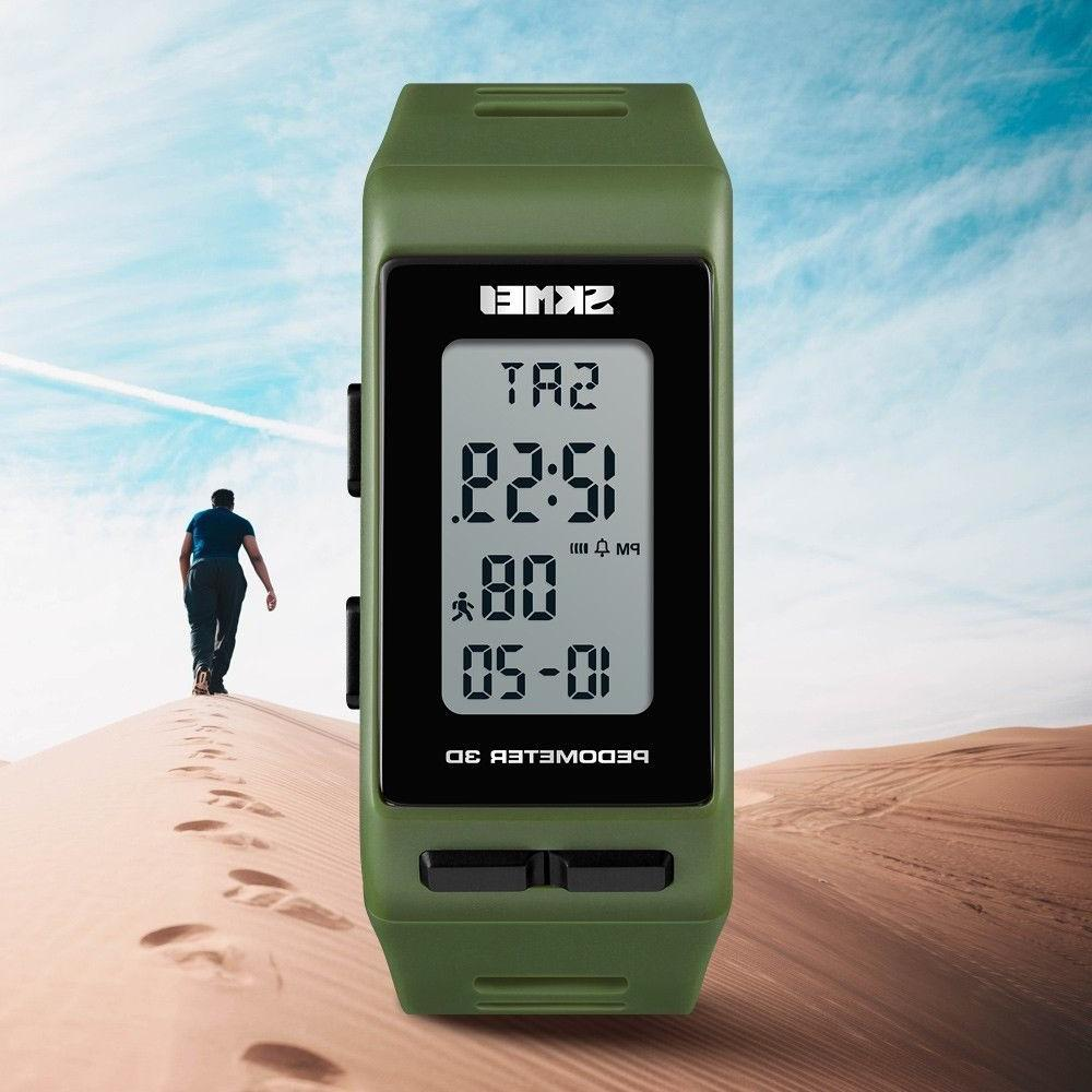 Men Women Waterproof Pedometer