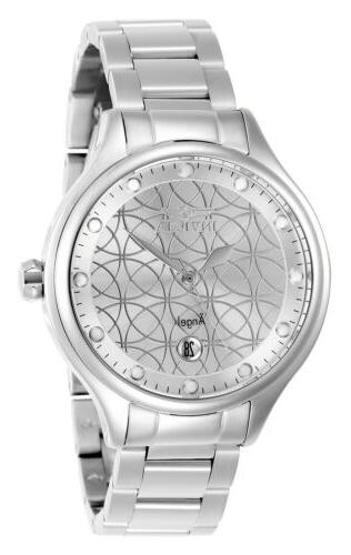 women s angel 27437 38mm silver dial