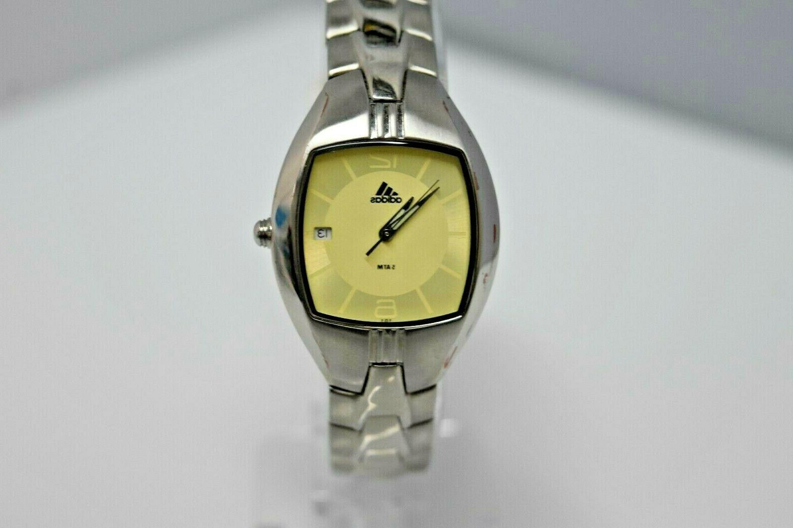 Adidas Steel $49 Watch