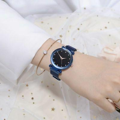 Women Sky Watch Stainless Casual Wrist
