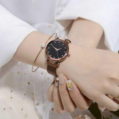 Women Watch Buckle Stainless Casual New