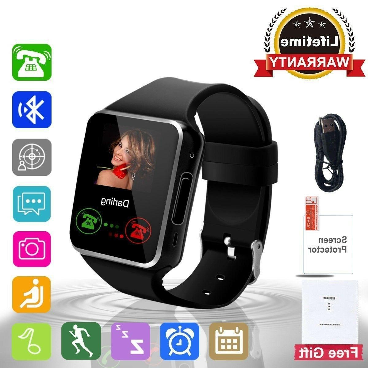 X6 Curved Screen Watch Waterproof Smart Watch Wirst watch St