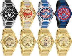 Invicta Marvel Women's Day-Date 24H 39mm Watch - Choice of C