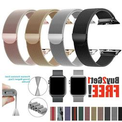 Milanese Loop Strap Band For Apple Watch Series 5 4 3 2 1 38