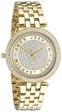 Michael Kors Women's Mini Darci Gold-Tone Watch MK3445