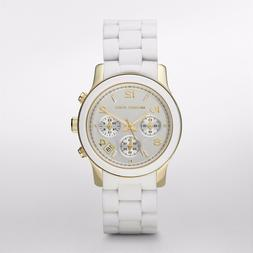 mk5145 women s two tone stainless steel
