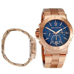 Michael Kors MK5410 Women's Chronograph Dylan Rose Gold-Tone