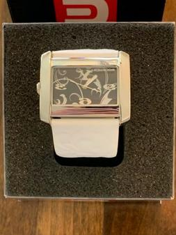 Rockwell NCAA BYU Cougars Watch Brand New White Leather Wome