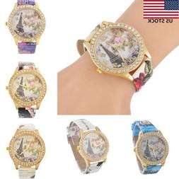New Design Watches Fashion Luxury Women Ladies Quartz Electr