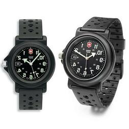 New VICTORINOX RENEGADE SWISS ARMY WATCH womans  24229 black