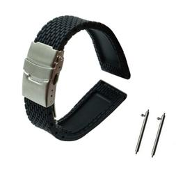 Quick Release Silicone Rubber Watchband for Diesel DZ <font>