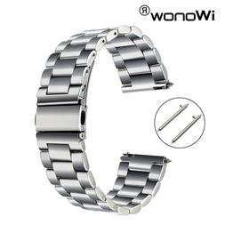 Quick Release Stainless Steel Watchband for <font><b>Fossil<