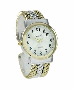 Rosemarie Collections Women's Mother of Pearl Rope Bracelet