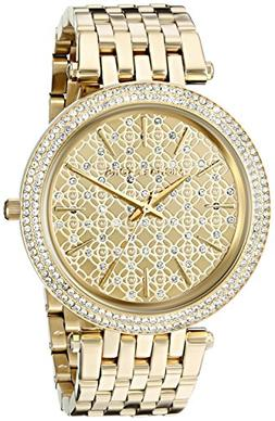 Women's Michael Kors 'Darci' Round Bracelet Watch, 39mm - Go