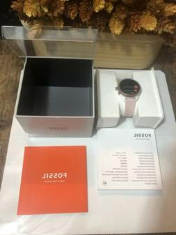 Fossil - Sport Smartwatch 41mm Aluminum - Blush with Blush S