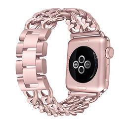 Secbolt Stainless Steel Bands for Apple Watch 38mm iWatch St