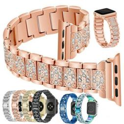 Stainless Steel Watch Band Strap For Apple iWatch Series 5 4