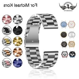 Stainless Steel Watchband for <font><b>Michael</b></font> <f