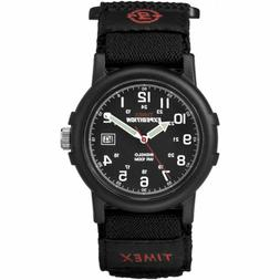 Timex Men's T40011 Expedition Camper Black Fast Wrap Velcro