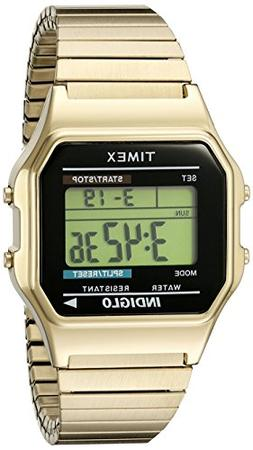 t78677 classic gold tone stainless