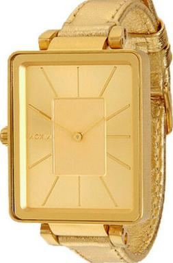 Nixon Tahlia Watch - Women's All Gold, One Size