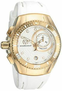 Technomarine TM-115379 Cruise One Collection Gold with white