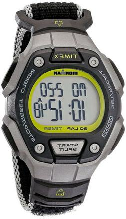Timex Women's Ironman 30-Lap Digital Quartz Mid-Size Watch,