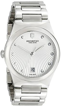 Ladies' Victorinox Swiss Army Victoria Large Stainless Steel
