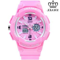 SMAEL Women Digital Watches Fashion Student Girls Sport Watc