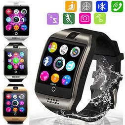 Women Men Kids Bluetooth Smart Watch Touch Screen For Androi