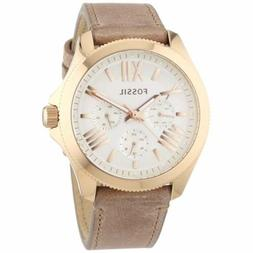 Fossil Women's AM4532 Cecile Multifunction Gold-Tone Stainle