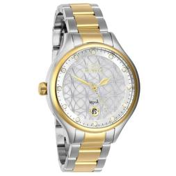 Invicta Women's Angel 27436 38mm White Dial Stainless Steel
