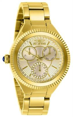 Invicta Women's Angel 28345 36mm White Dial Stainless Steel