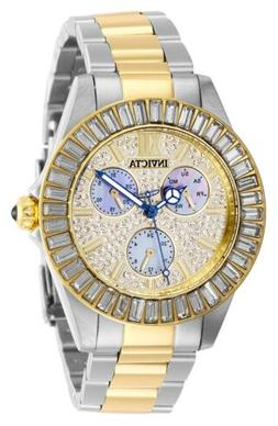 Invicta Women's Angel 28447 38mm White Dial Stainless Steel